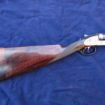 8 bore & Cross over Gibbs + Roberts 8x57 rifle 031