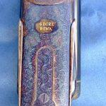 New 4 bore Rewa double rifle