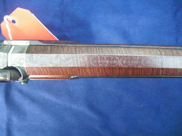 George Wallis 24 Bore Rifle George Gibbs Ltd