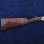 8 bore & Cross over Gibbs + Roberts 8x57 rifle 004