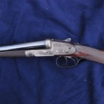 Gibbs back action Sidelock ejector